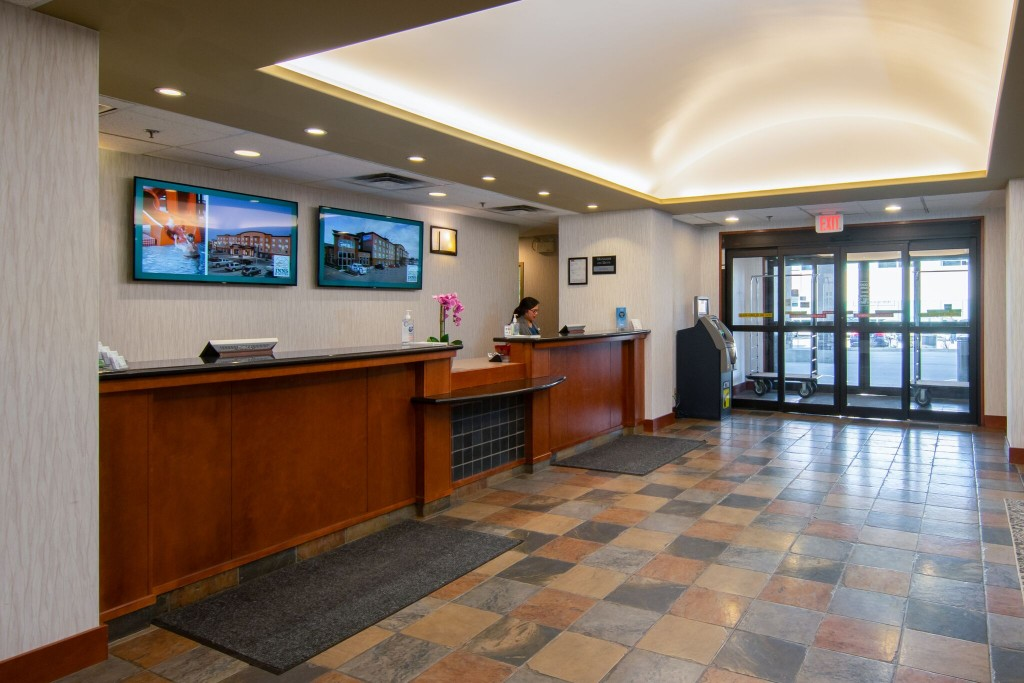 Lobby Front Desk